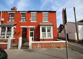 Thumbnail 3 bed terraced house to rent in Queens Road, Preston