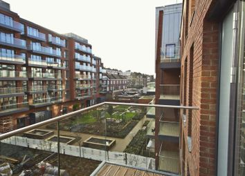 Thumbnail 2 bed flat to rent in Gaumont Place, London