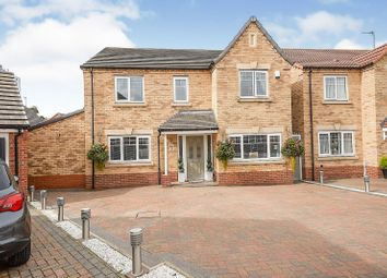 Thumbnail 4 bed detached house for sale in Risholme Way, Hull, East Yorkshire