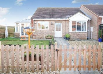 Thumbnail 2 bed semi-detached bungalow for sale in Barton Close, Trusthorpe