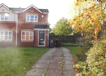 Thumbnail 2 bed end terrace house for sale in Brindle Heath Road, Salford, Greater Manchester