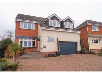 Thumbnail 5 bedroom detached house for sale in Morningside, Sutton Coldfield