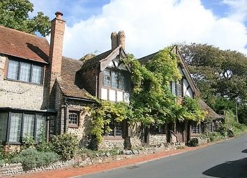 Thumbnail 4 bed semi-detached house for sale in Dean Court Road, Rottingdean, Brighton