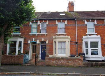 Thumbnail 4 bed terraced house for sale in Avenue Road, Swindon