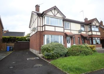 Thumbnail 3 bed semi-detached house for sale in Ashbury Avenue, Bangor