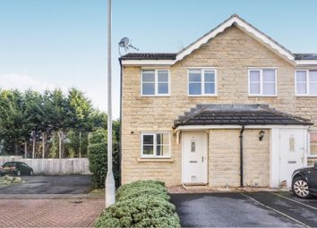Thumbnail 2 bed end terrace house for sale in Cairn Avenue, Leeds