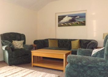 Thumbnail 2 bed flat to rent in Market Street, Holyhead