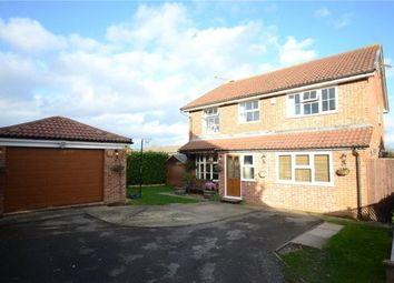 Thumbnail 5 bed detached house for sale in Durham Close, Wokingham, Berkshire