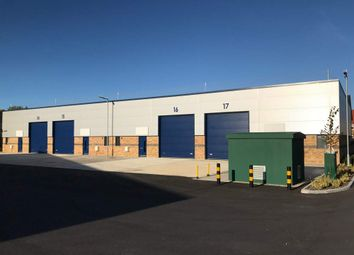 Thumbnail Warehouse to let in Units 2-17, Avro Business Park, Christchurch