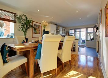 Thumbnail 4 bed link-detached house for sale in Snowdonia Way, Stevenage