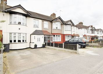 Thumbnail 3 bedroom terraced house for sale in Rise Park Parade, Eastern Avenue East, Romford