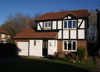Thumbnail 3 bed detached house for sale in Edgemount, Killingworth, Newcastle Upon Tyne