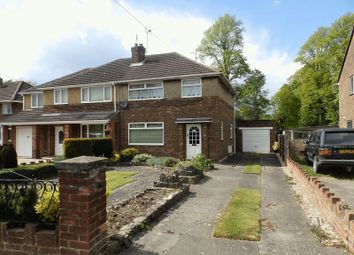 Thumbnail 3 bed semi-detached house for sale in Beechcroft Road, Upper Stratton, Swindon