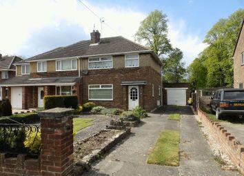 Thumbnail 3 bedroom semi-detached house for sale in Beechcroft Road, Upper Stratton, Swindon