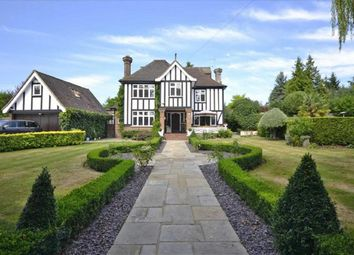 Thumbnail 6 bed detached house for sale in Quaker's Walk, Winchmore Hill, London