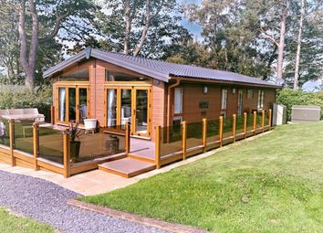 Thumbnail 3 bed lodge for sale in Allerthorpe, York