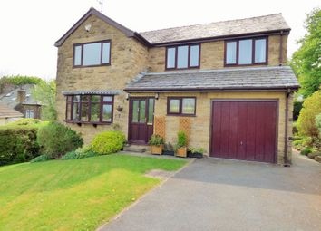 Thumbnail 4 bedroom detached house for sale in Aireville Rise, Bradford