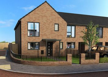 "Thumbnail 3 bed property for sale in ""The Atwell"" at Campsall Road, Askern, Doncaster"