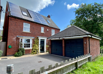 Thumbnail 5 bed detached house for sale in Woodlands, Firefly Close, Newton, Nottingham.