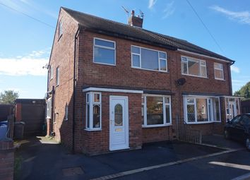 Thumbnail 3 bed semi-detached house for sale in Raybourne Avenue, Poulton-Le-Fylde