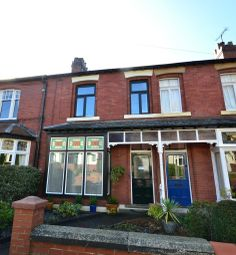 Thumbnail 3 bed terraced house for sale in Brooklyn Road, Off Knowsley Road, Wilpshire