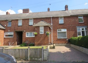 3 bed terraced house for sale in Booth Crescent, Mansfield NG19