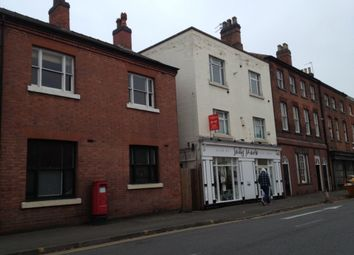 Thumbnail 2 bed flat to rent in Horninglow Street, Burton Upon Trent, Staffordshire