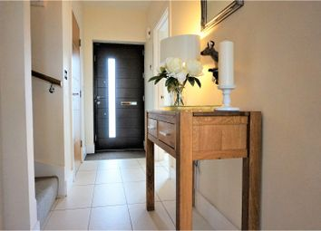 Thumbnail 3 bedroom semi-detached house for sale in Willowbourne, Fleet