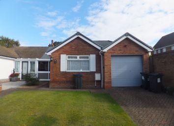Jordan Close, Four Oaks, Sutton Coldfield B75. 2 bed semi-detached bungalow for sale