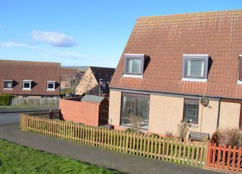 Thumbnail 3 bed semi-detached house for sale in Stephenson Court, Tweedmouth, Berwick-Upon-Tweed