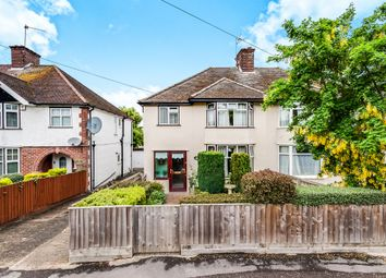 Thumbnail 3 bed semi-detached house for sale in Bowness Avenue, Headington, Oxford
