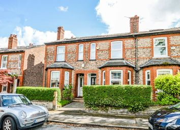 Thumbnail 2 bed terraced house for sale in Beech Road, Hale, Altrincham
