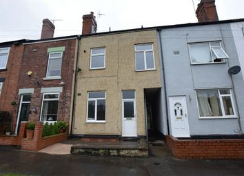 Thumbnail 2 bed detached house to rent in Wharf Lane, Staveley, Chesterfield, Derbyshire