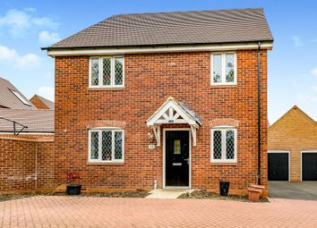 Thumbnail 4 bed detached house for sale in Wyre Close, Desborough, Kettering