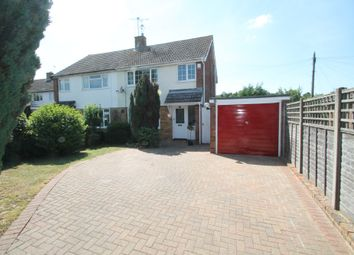 Thumbnail 3 bed semi-detached house for sale in Pike Corner, Aylesbury