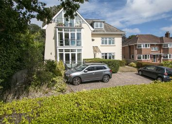 Thumbnail 2 bed flat for sale in Springfield Road, Poole, Dorset