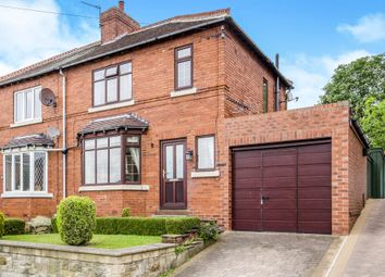 Thumbnail 3 bed semi-detached house for sale in Church Garth, Castleford