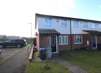 Thumbnail 3 bed terraced house for sale in Meadow View, Dipton, Stanley