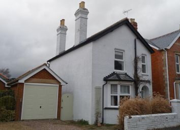 Thumbnail 3 bedroom detached house to rent in Priory Road, Newbury