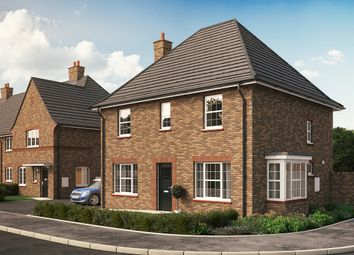 "Thumbnail 4 bed detached house for sale in ""The Henlow Corner"" at Park Crescent, Stewartby, Bedford"