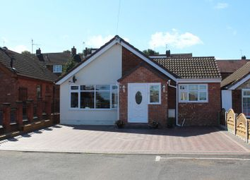Thumbnail 2 bed detached bungalow for sale in Rose Avenue, Kingswinford