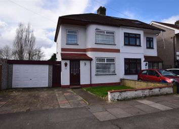Thumbnail Semi-detached house for sale in Blackbush Avenue, Chadwell Heath, Romford