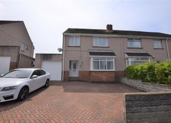 Thumbnail 3 bed semi-detached house for sale in Woodlands Park, Merlins Bridge, Haverfordwest