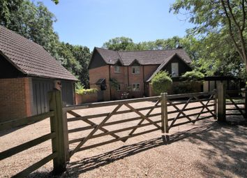 Lee Ground, Fareham PO15. 4 bed detached house for sale