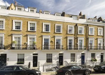 Thumbnail 5 bed terraced house for sale in Halsey Street, London