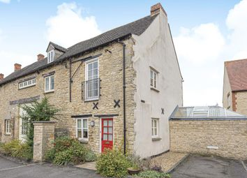 Thumbnail 1 bed end terrace house for sale in Witney, Oxfordshire