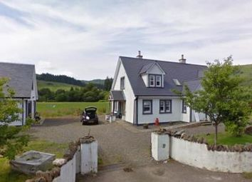 Thumbnail 4 bed detached house to rent in Strachur, Cairndow, Argyll And Bute