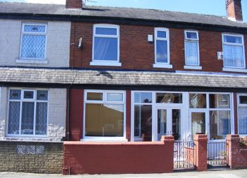 Thumbnail 2 bed terraced house to rent in Lansdale Street, Eccles, Manchester