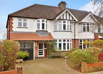 Thumbnail 4 bed semi-detached house for sale in Jennings Road, St.Albans