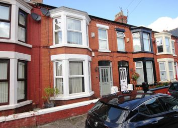 Thumbnail 3 bed terraced house to rent in Beckenham Avenue, Allerton, Liverpool, Merseyside